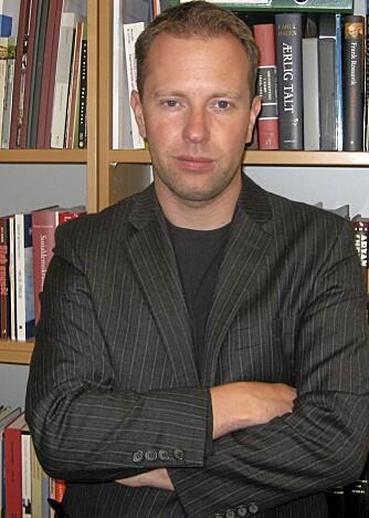 Psykolog Øyvind Eikrem