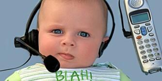 BABBEL: All lek er viktig for språkutvikling, mener ekspert.
