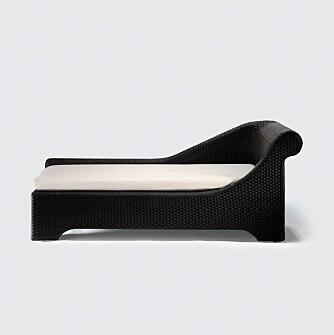 FLETTER: En tilbakelent, sofistikert stil preger Loom-møblene signert tyske Günther Lambert.