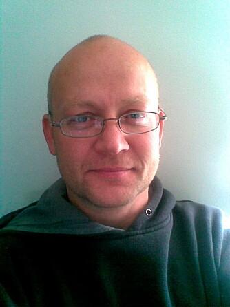 Knut Skjellnan er entreprenør og jobber mye med bygg.