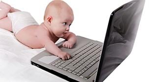 BRUKER NETTET: Nettsteder om navn er hyppig besøkt.