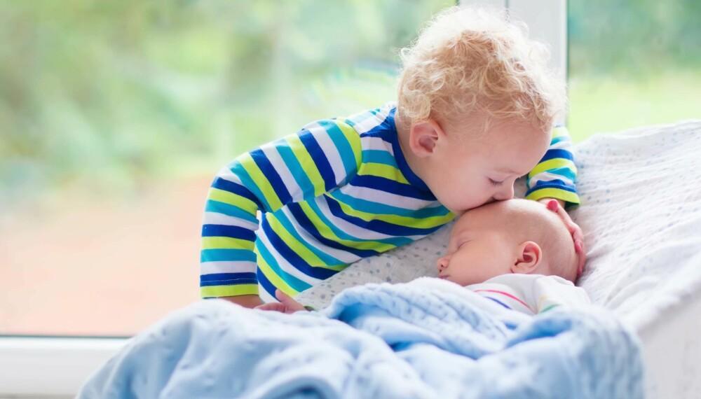 GRAVID ETTER FØDSEL :Vil du være helt sikker på å unngå graviditet etter fødselen bør du bruke prevensjon. Foto: Gettyimages.com