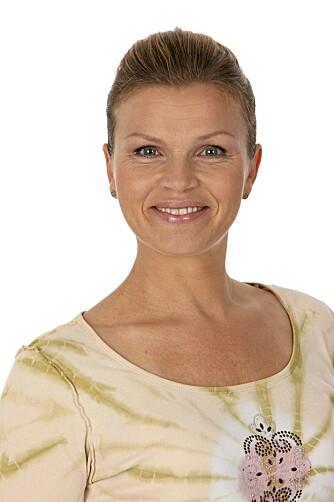 TRENINGSEKSPERT: Jill Jahrmann er fysioterapeut og treningsekspert.