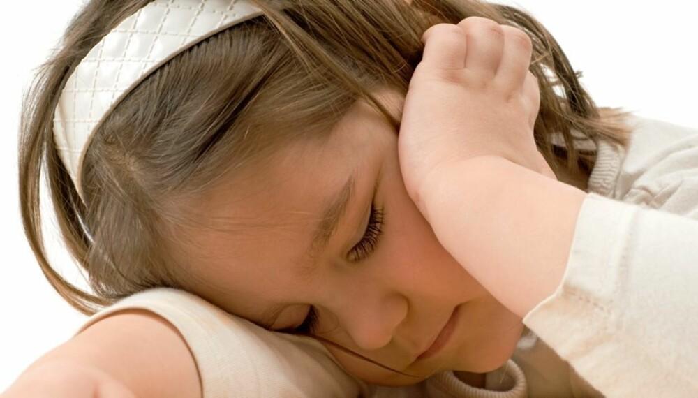 SLITEN: Dårlig inneklima gjør barnet ditt søvning og ukonsentrert på skolen.