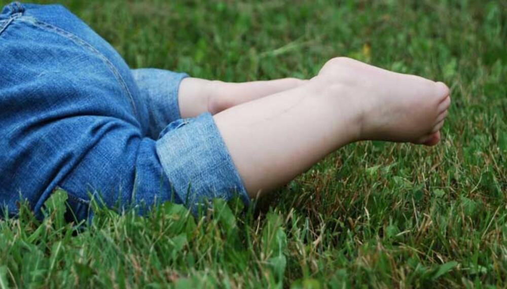 FORSKJELLIG GRESS: Gress kan være både mykt og hardt.