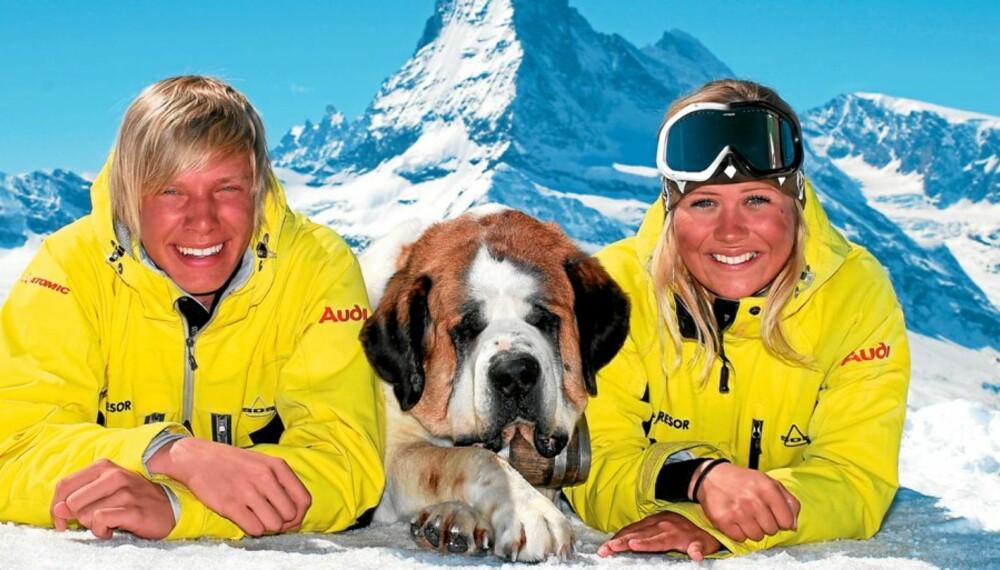 ALPERABATT: Før 31. oktober får du 1000 kroner i rabatt på alpeturen.
