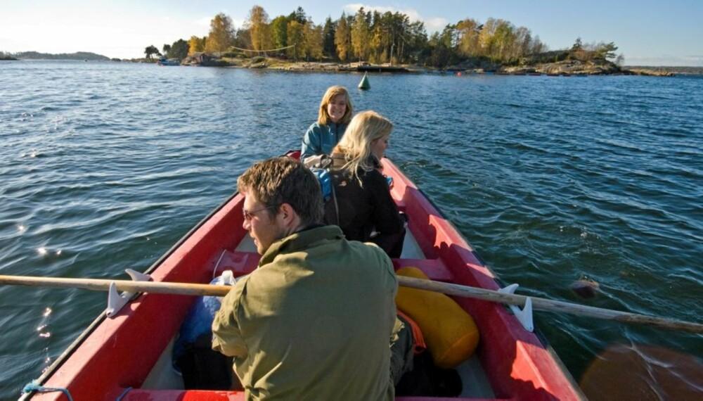 Flere hundre utleiehytter er ledige for den som har lyst til å dra på hyttetur i høstferien.
