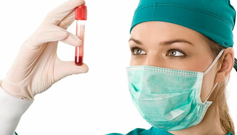 LIVSVIKTIG BLODPRØVE: - Ikke aksepter at fastlegen nekter å ta prøvene, sier kirurg.
