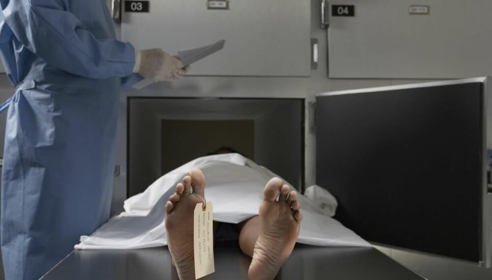 METT AV DAGE: De fleste av oss blir gamle og dør mett av dage.  ILLUSTRASJONSFOTO: Thinkstock