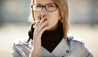 KREFT: Tidligere har man ikke forbundet røyking med brystkreft, og derfor er denne studien oppsiktsvekkende.