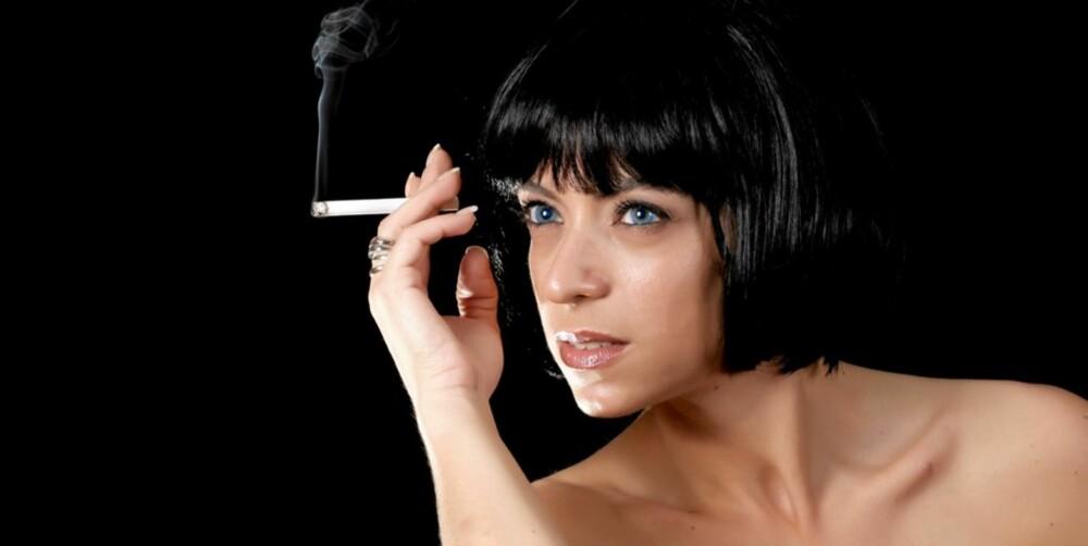 FARLIG: Ikke bare øker røyking risikoen for å få kreft, den gir deg også mindre sjanse til å overleve hvis du får kreft.