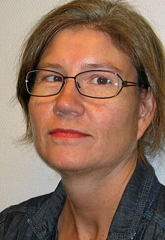 NYE FUNN: Forsker Tonje Braaten jobber på institutt for samfunnsmedisin ved Universitetet i Tromsø.