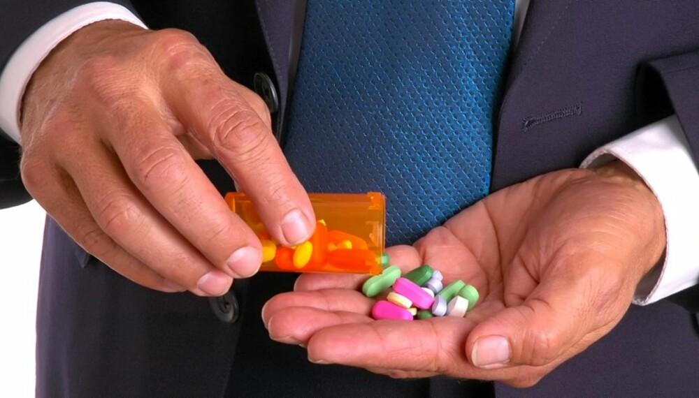 SKUMMEL SAMMENHENG: Forskerne frykter at virkestoffet paroxetine, som finnes i flere antidepressiva, kan føre til dårligere sædkvalitet.