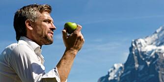 SUNN LIVSSTIL:  En sunn livsstil reduserer kreftrisikoen betydelig.