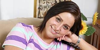ADHD OG TOURETTES: Charlotte fra programmet Psyk forandring på TV3 har alltid visst at hun har vært annerledes. På gode dager, når alt er stabilt og fungerer, har hun det bra.