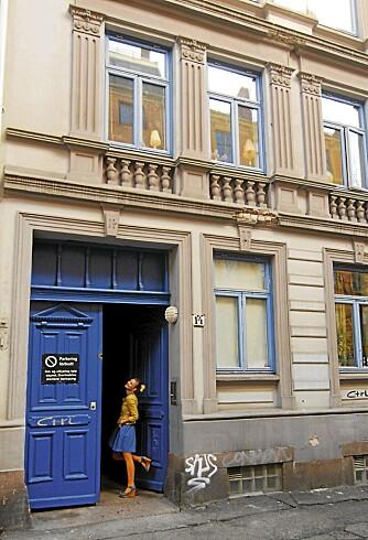 Elise Dingstad (29) bor i en toromsleilighet på Gründerløkka i Oslo.