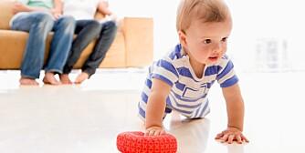 ANTALL BARN: Ulike kjønn ønsker ulikt antall barn, ifølge en undersøkelse.