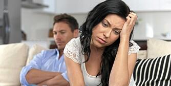 UVENNER: Normal krangling eller på kanten av skilsmisse? Det er en vanskelig avgjørelse for mange par.