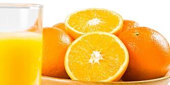 Er appelsinjuice virkelig så usunt?
