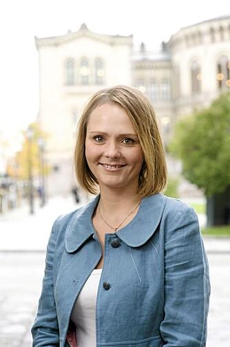 Linda Hofstad Helleland er stortingsrepresentant fra Sør-Trøndelag og familiepolitisk talskvinne for Høyre.