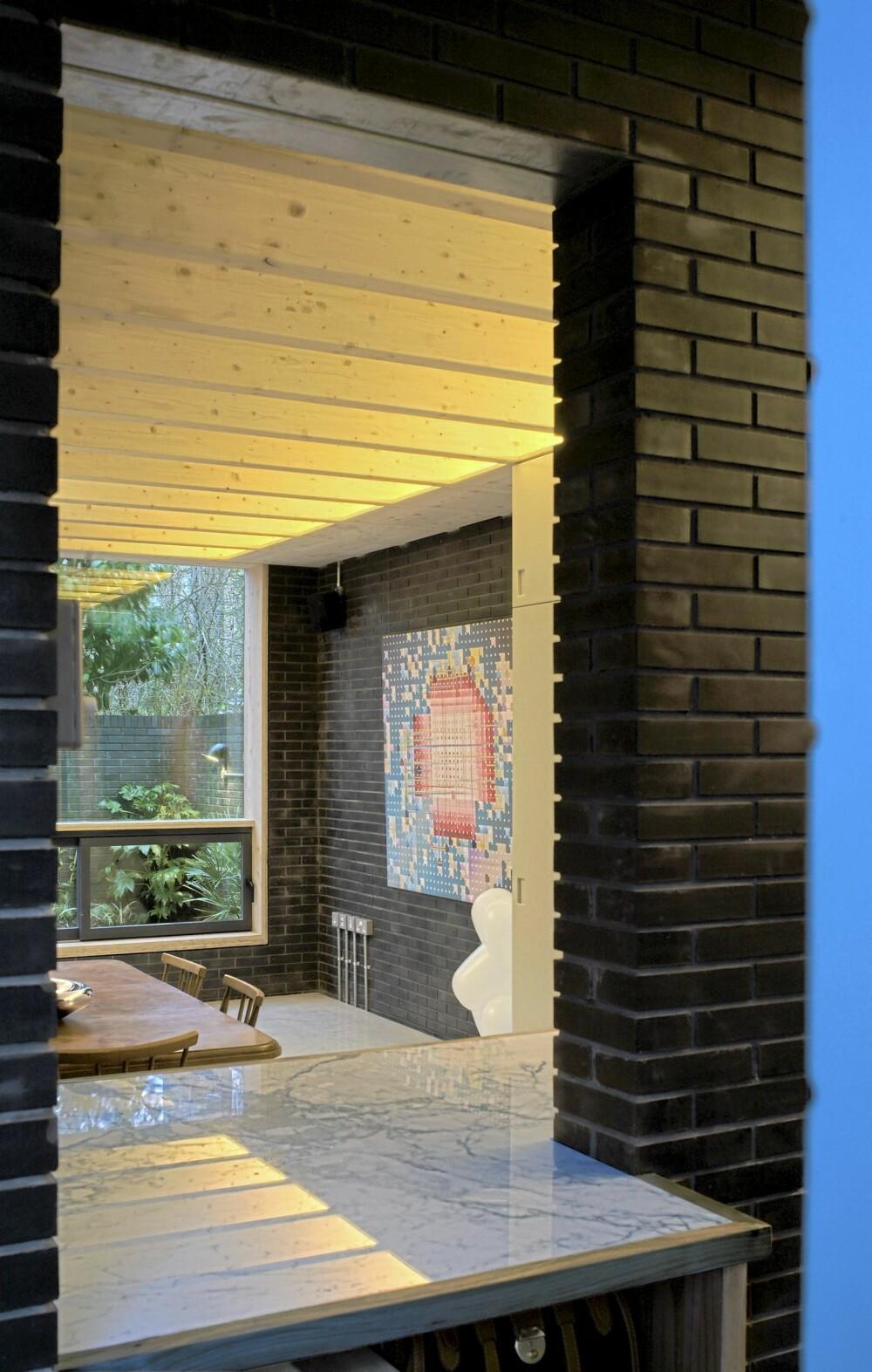 KREVENDE PROSESS: Huset og prosjektet er imponerende, ikke bare fordi det har en særpreget estetikk, men også fordi kostnadene har vært lave.