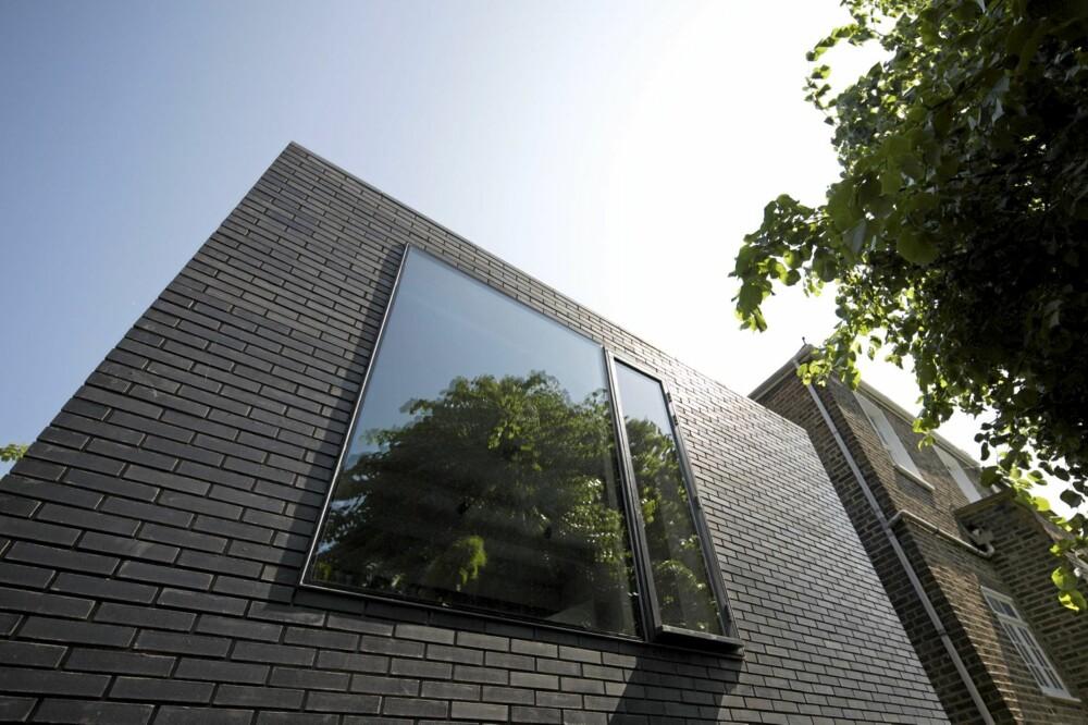 SLUTTDATO: Huset sto ferdig vinteren 2011. Nå er huset nominert til den prestisjetunge The Royal Institute of British Architects Manser Medal.