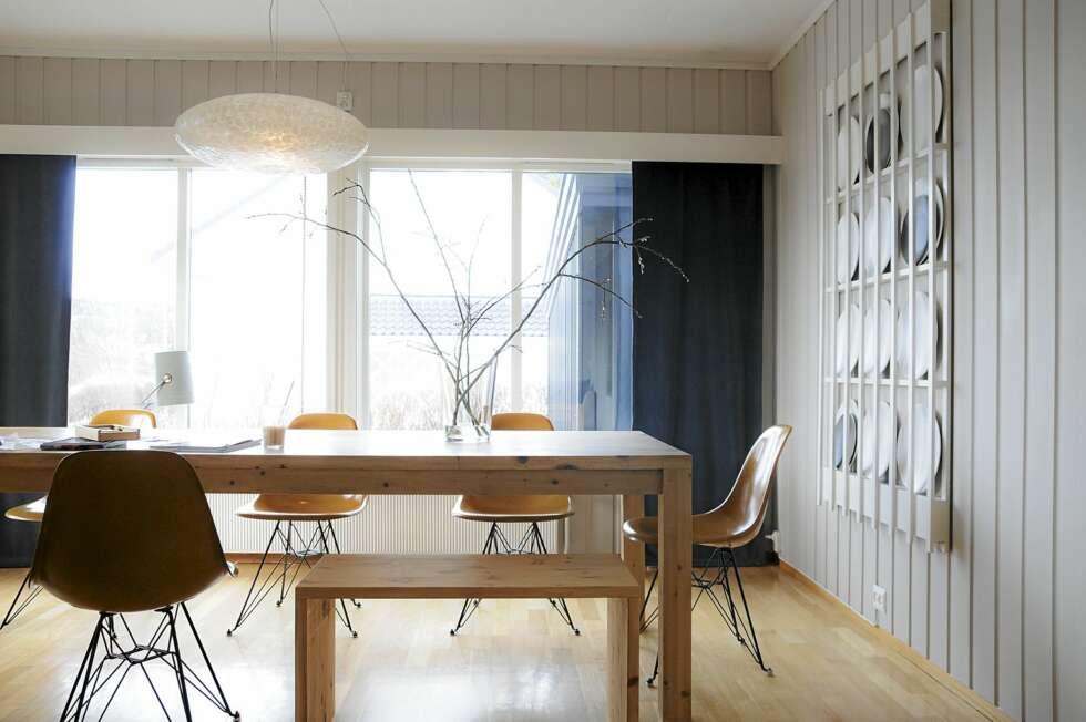 Arkitektens hus er proppfullt av smarte interi rtips for Decoration murale annee 60