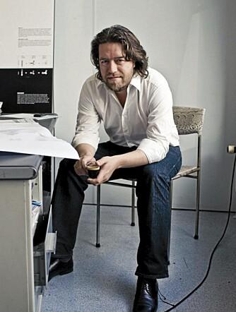 STORT SPENN: Arkitekt Nanne du Ru  engasjerer seg både i byplanegging, boliger og møbeldesign. Han arbeidet en tid for Rem Koolhaas og i 2005 stiftet han sammen Charles Bessard Powerhouse Company.