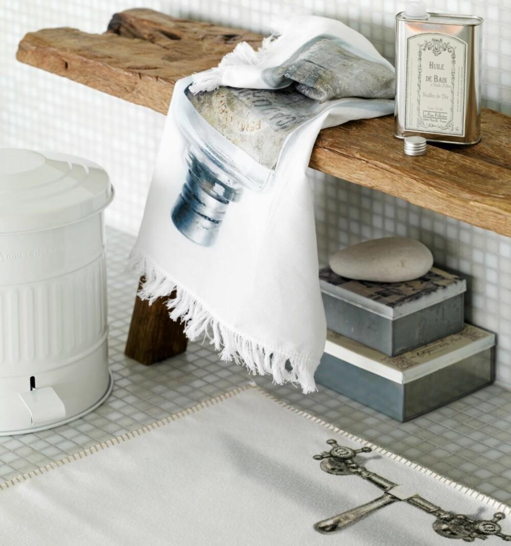 REN ILLUSJON: Det ser ut som en vask, men er det ei.