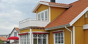 ULIK PRIS: Villaforsikringene er dyrere i byene enn utenfor.