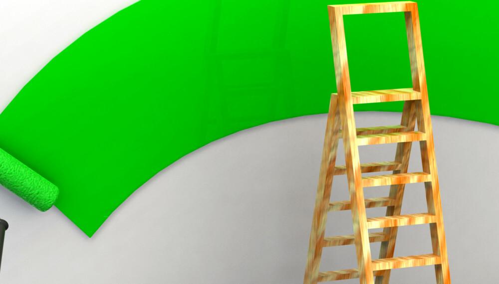 Farger tilværelsen: Det er ikke likegyldig hvilke farger du velger til veggene dine. Fargene påvirker deg.