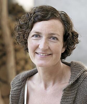 EKSPERT: Kirsten Visdal, interiørstylist og innehaver av interiørbutikken Kvist i Oslo, kaller grått for den nye kaffe latte.