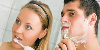 BEDRE PLASS: Er det trangt på badet? Nå kan dere bygge bad akkurat der det passer best.
