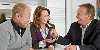 GODT BOLIGKJØP: Et lykkelig boligkjøp, innebærer at du som kjøper er nøye med undersøkelsene i forkant av kjøpet.