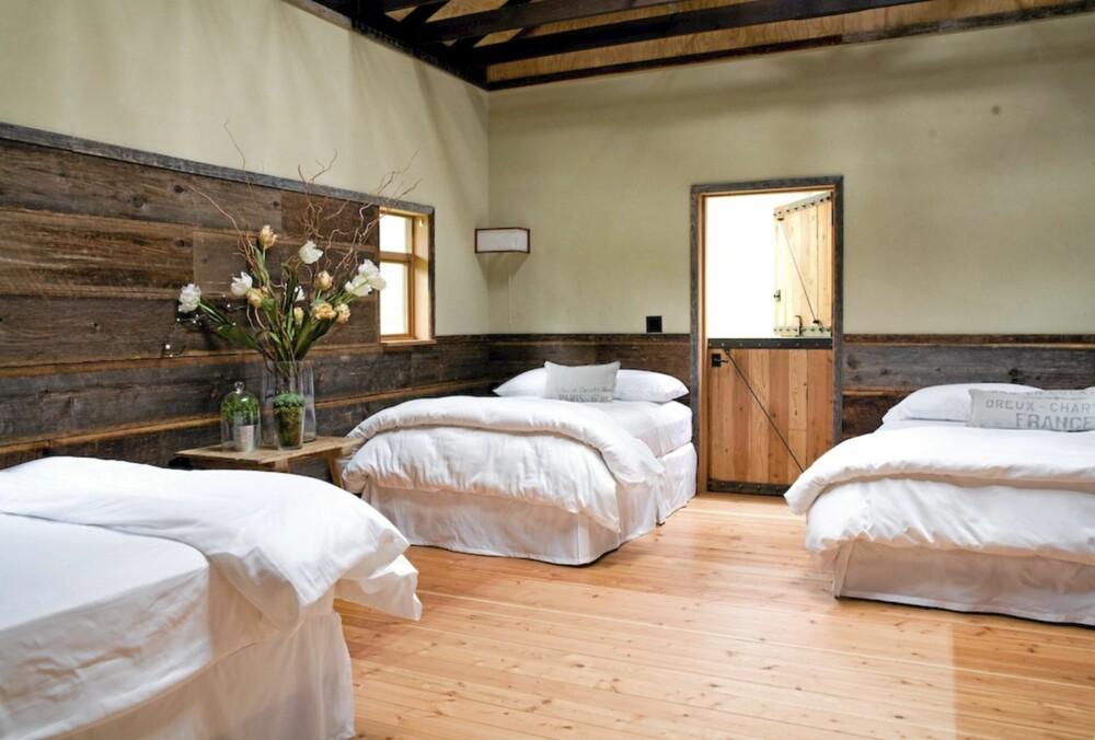 SOVESAL: En sovesal var et av kravene til kunden