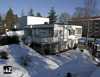 FØR: Slik så huset ut før det ble tegnet om.