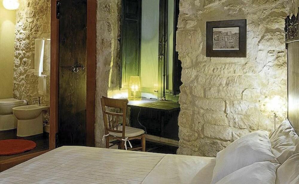 UNIKE: Hvert rom hos Casa Talia er inspirert av et middelhavsland og ingen av rommene er like.