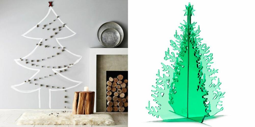 NY DRAKT: Det finnes mange måter å skape julestemning i heimen på.