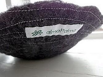 Tovede produkter er noe av det bloggbutikken Almapalma tilbyr.