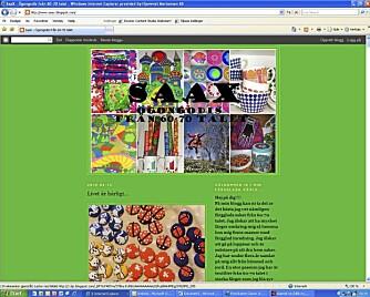 Retro produkter er noe av det du finner på denne bloggen.