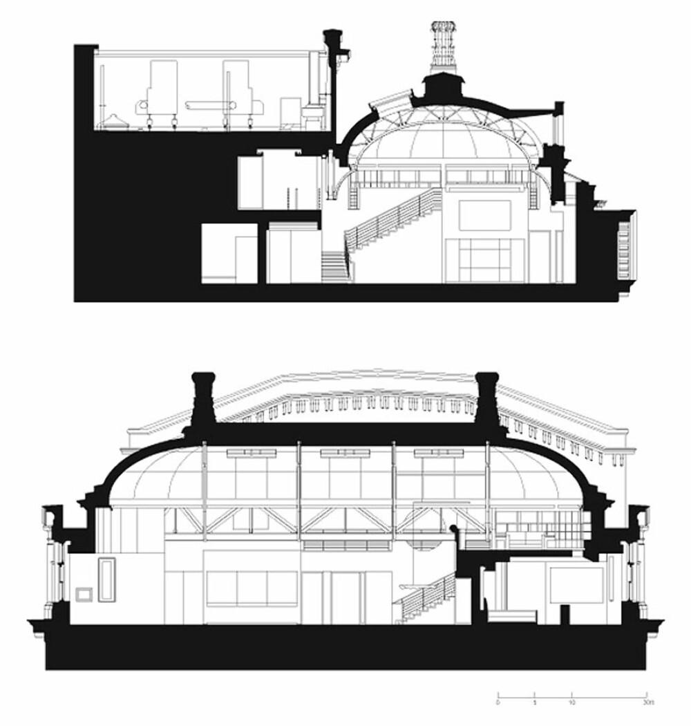 PÅ PLASS: Det var flere spesifikasjoner fra huseieren som skulle tas inn i beregningen da arkitektene gikk løs på prosjektet.