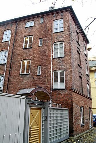 ET HISTORISK LANDEMERKE: Gråbeingårdene i Oslo sentrum ble bygget i perioden 1832-1908, og de er blitt pusset opp i de siste årene.