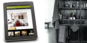 DRØMMEINTERIØR: Det mangler ikke på lekker interiørinspirasjon med disse appene på telefonen eller iPaden.