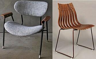 VINTAGE: Ønsker du vintage designmøbler er Utopia Retro Modern stedet å besøke. De har lagt hovedvekt på Skandinavisk og Italiensk formgivning.