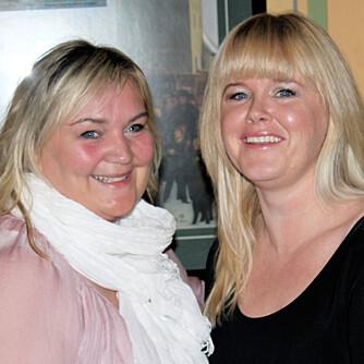 GODE VENNER: Emmeline og Den Gode Feen møttes gjennom bloggene sine og er i dag gode venner også privat.