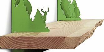 Vegghengt bokhylle, Lumberjack, Bolia