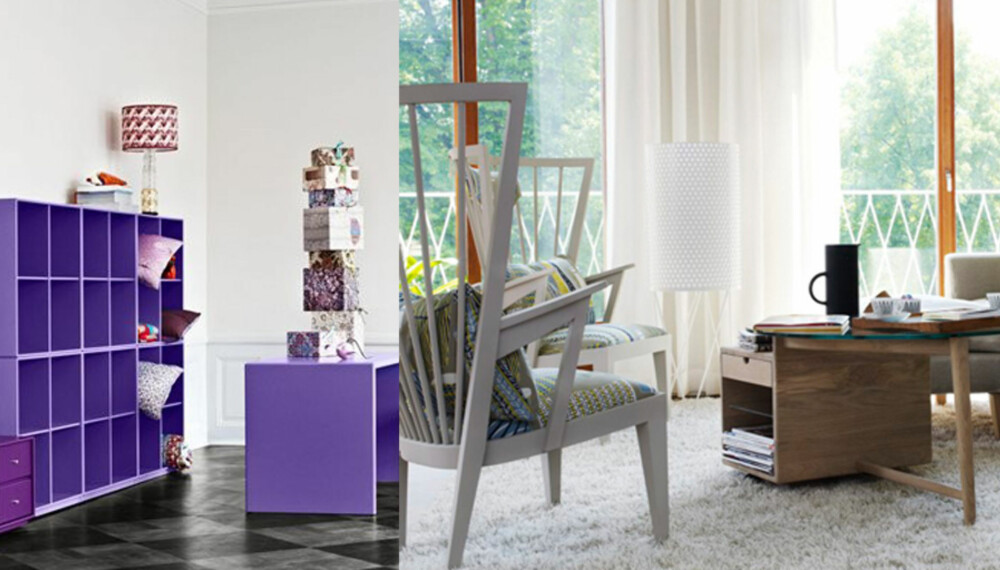 TENK SMART: Det finnes mange smarte og multifunksjonelle møbler på markedet.