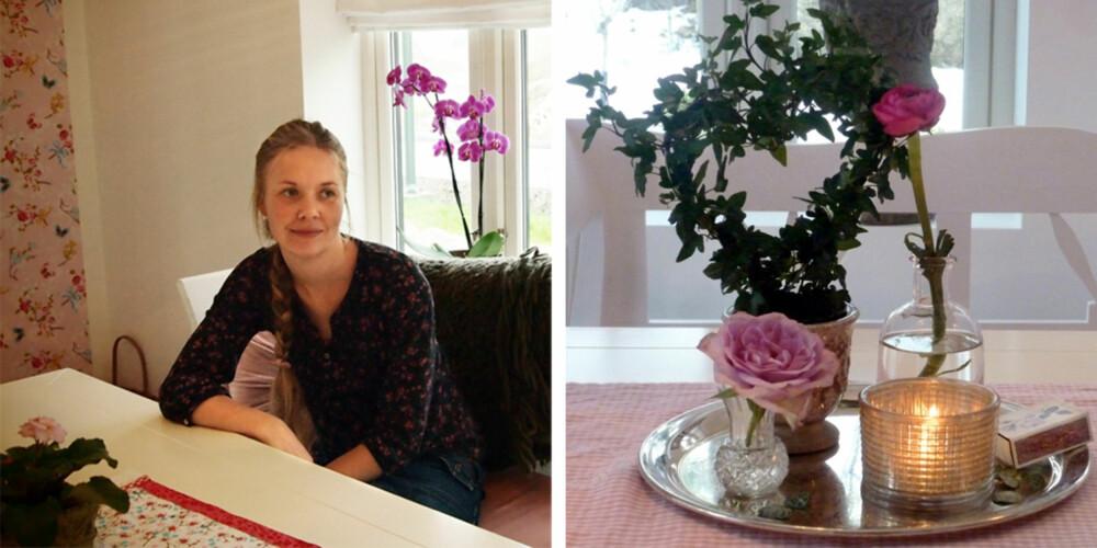 VINNEREN: 31 år gamle Maria fra Sarpsborg har Norges Drømmebolig.