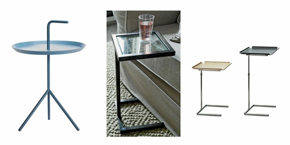 Ypperlig Guide til stilige småbord - Inspirasjon TN-07