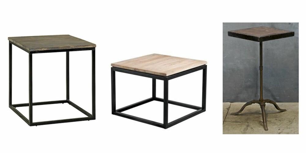 Flott Guide til stilige småbord - Inspirasjon DV-92